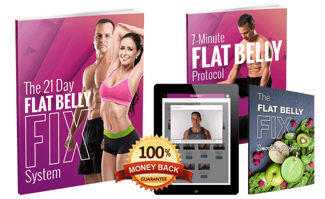 Flat Belly Fix Reviews-min