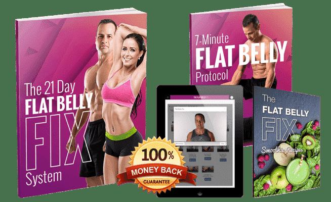 Flat Belly Fix Reviews-min